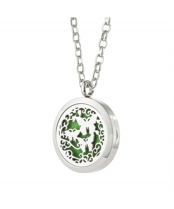 Butterfly Aromatherapy Essential Diffuser Pendant