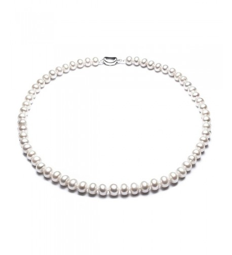 JYX Freshwater Cultured Pearl Necklace