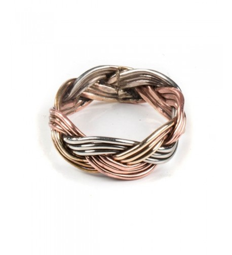 Authentic Twisted Handmade American Jewelry