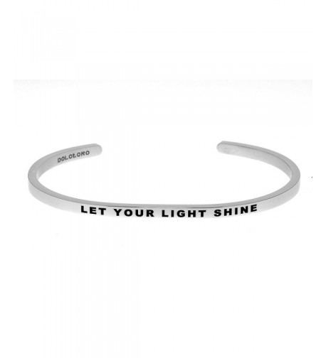 Mantra Phrase LIGHT SHINE Surgical