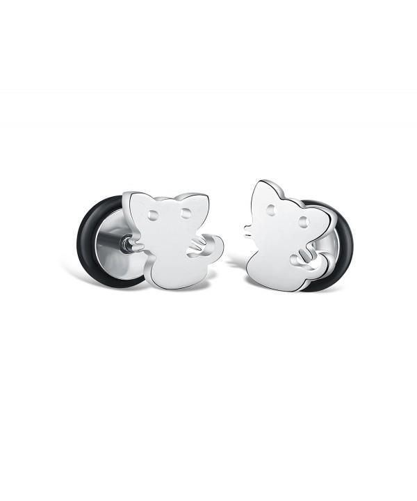 Aegean Jewelry Titanium Charming Earring