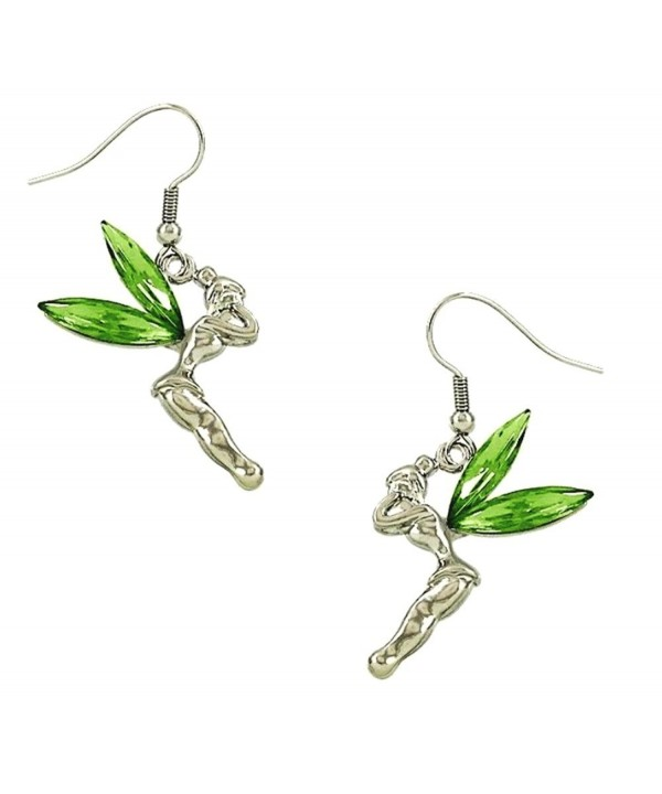 DianaL Boutique Tinkerbell Earrings Crystal