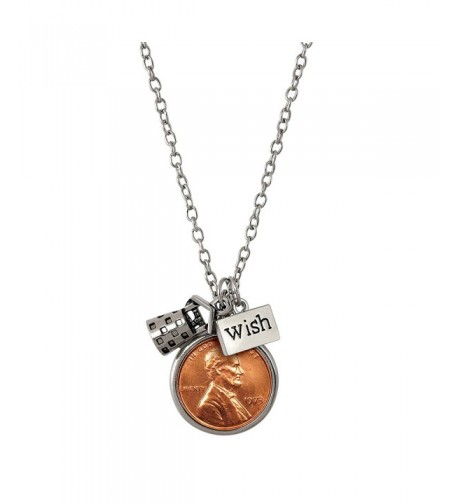 American Coin Treasures Wishing Necklace
