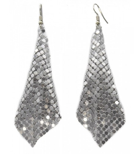 Dangle Earrings Available Colors silver plated base