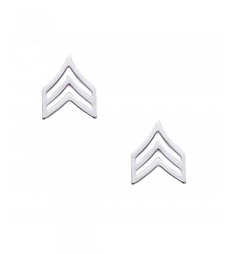SERGEANT Police Collar Insignia Emblem