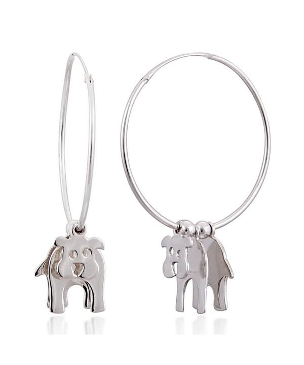Sterling Silver Unique 3 Piece Earrings