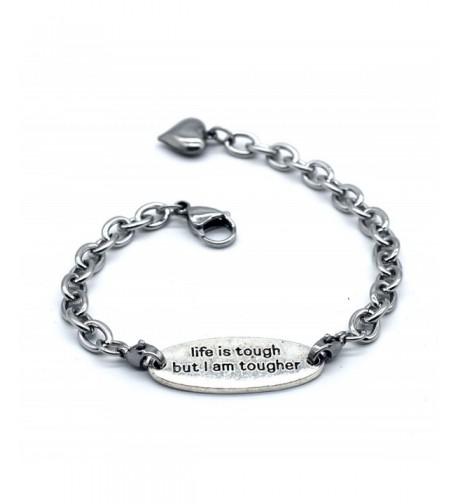 Stainless Bracelet Tougher Handmade TC08