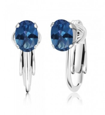Royal Mystic Sterling Silver Earrings