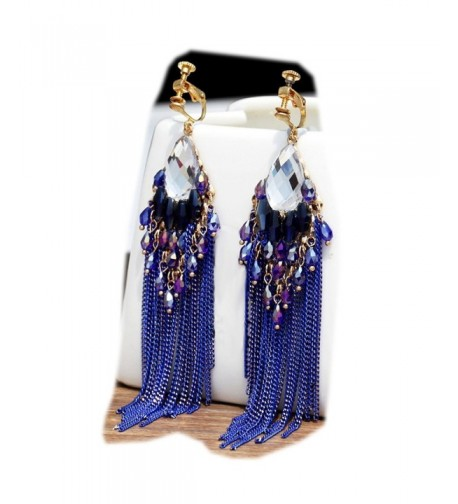 CNCbetter Fashion Charms Crystal Earring