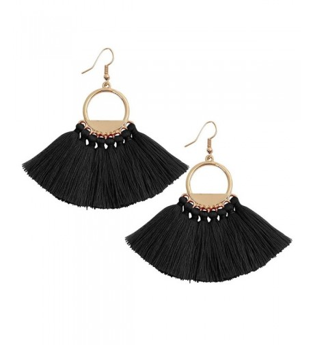 Bohemia Ethnic Tassels Earrings Eardrop
