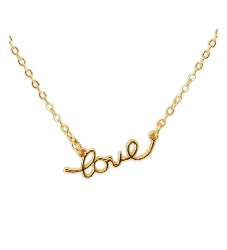 Necklace Women Fashionvictime Plated Jewel