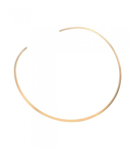HooAMI Womens Necklace Choker Stainless