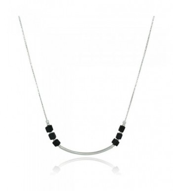 Sterling Silver Necklace Polished Extender