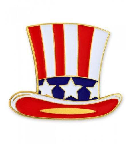 PinMarts Patriotic American Fourth Enamel