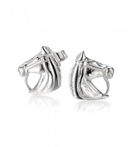 Sterling Silver Symbol success Earrings