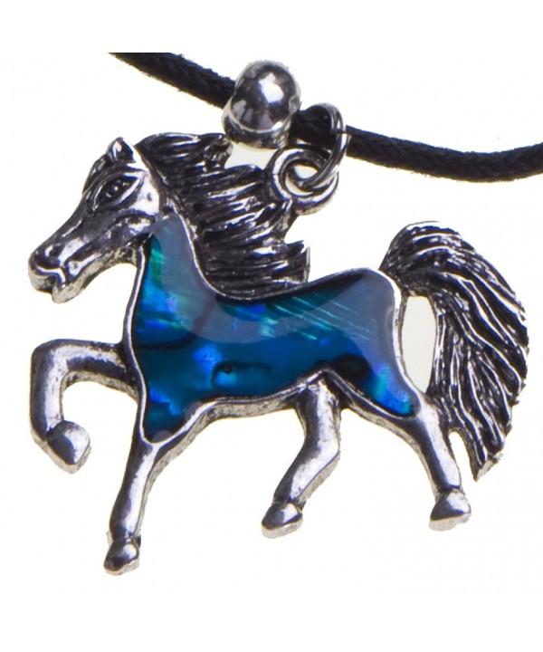 Abalone Necklace Christmas Birthday Jewelry