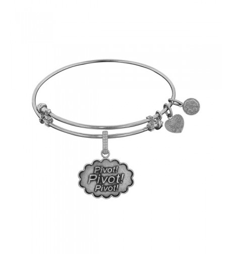 Angelica Collection Friends Bangle Bracelet
