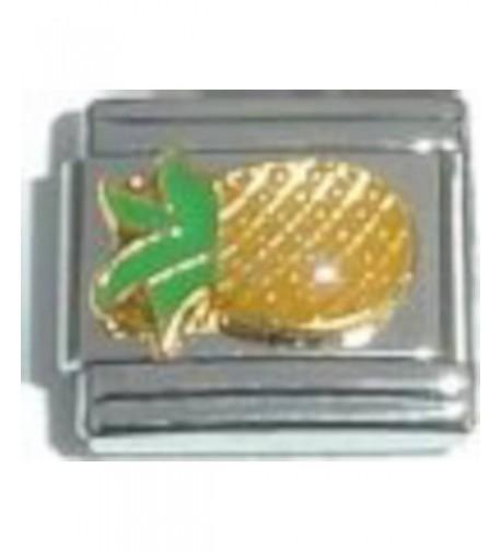 NewCharms CT1181 Pineapple Italian Charm