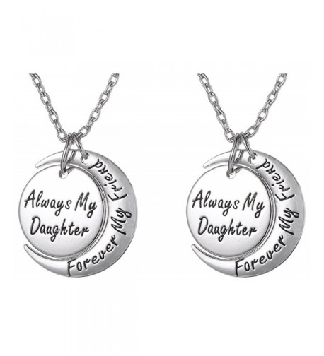 Always Daughter Forever Matching Necklace