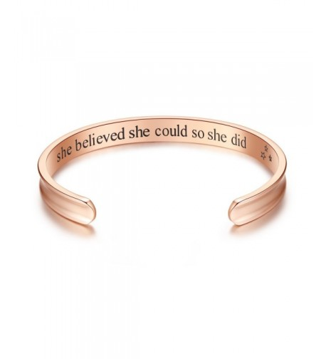 Inspirational Bracelets Friendship Girlfriend Christmas
