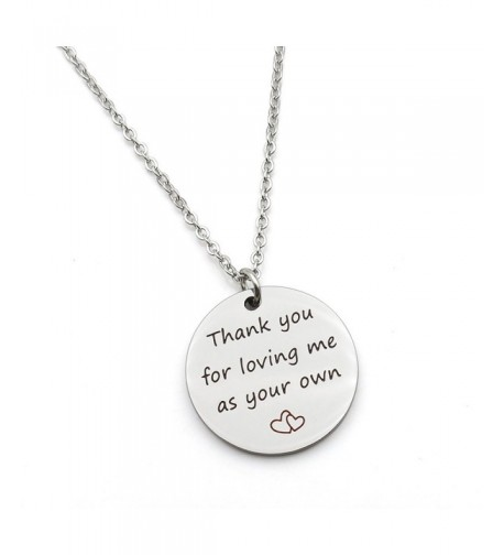 loving mother Stainless Pendant Necklace