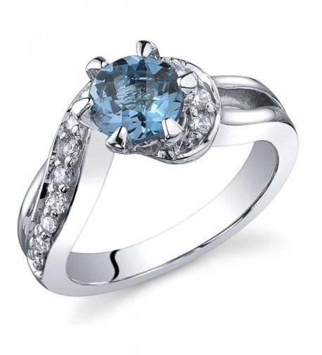 Majestic carats London Sterling Rhodium