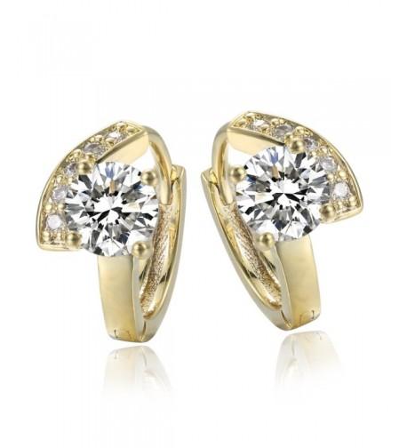 Jonline24h Jewelry Zirconia Earrings Wedding