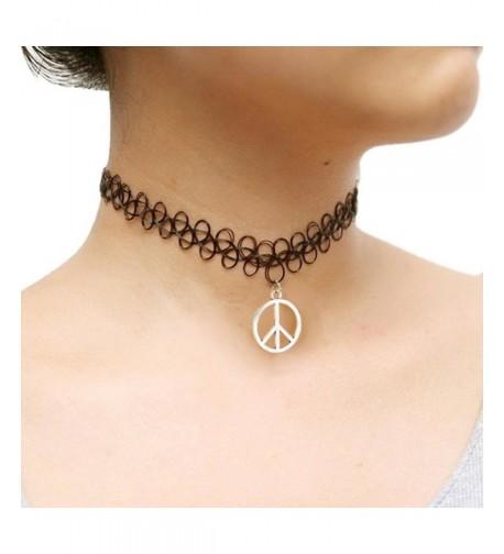 Ammazona Stretch Necklace Vintage Elastic