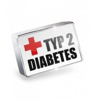 Floating Medical diabetes Lockets Neonblond