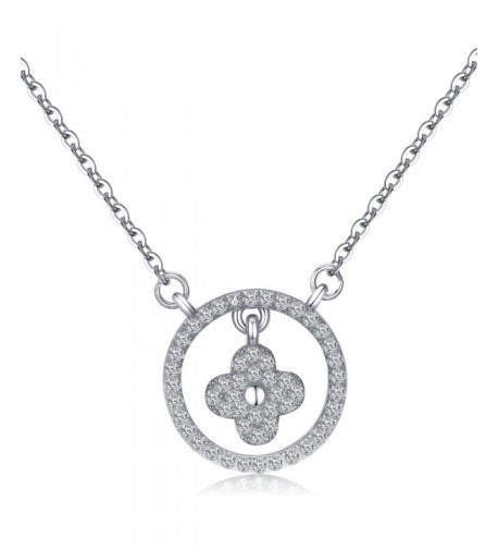 Sterling Silver Pendant Necklace Jewelry