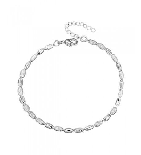 JMQJewelry Italian Silver Plated Bracelet