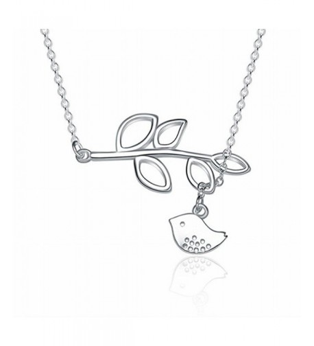 Pendant Necklace Lariat Quality Sterling