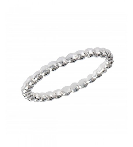 Polish Wedding Sterling Silver Stackable