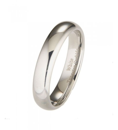 Tungsten Carbide Polished Classic Wedding
