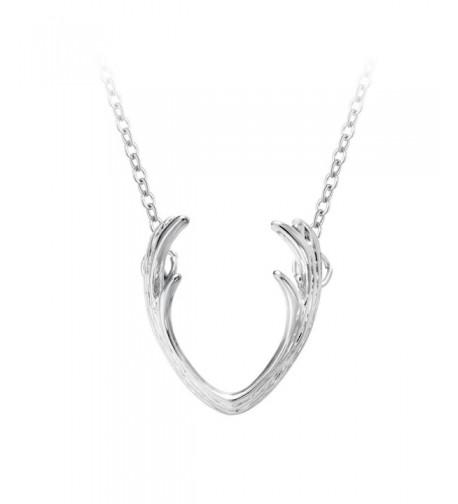 SENFAI Necklaces Pendants Minimalist Necklace