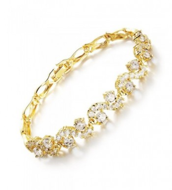 Jewelry Zirconia Bracelet Swarovski Elements