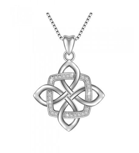 Sterling Silver Vintage Pendant Necklace