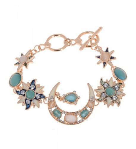 Imixlot Womens Lucky Dangling Bracelet