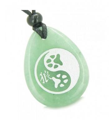 Amulet Magic Quartz Pendant Necklace