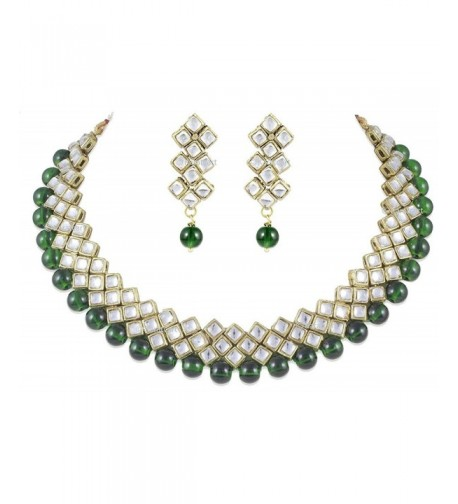 Jewels Kundan Choker Necklace IJ316G