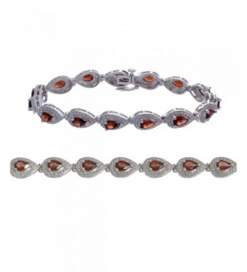 Vir Jewels Sterling Diamond Bracelet