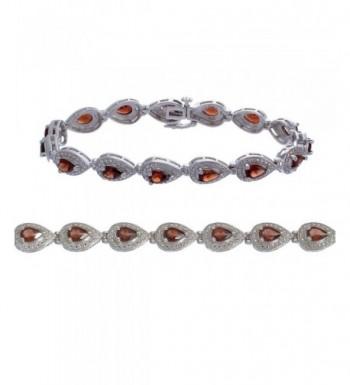 Vir Jewels Sterling Diamond Bracelet