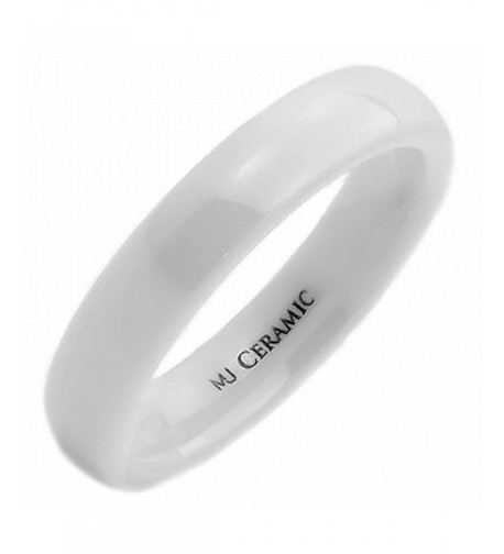 MJ Ceramic Wedding Classic Polished