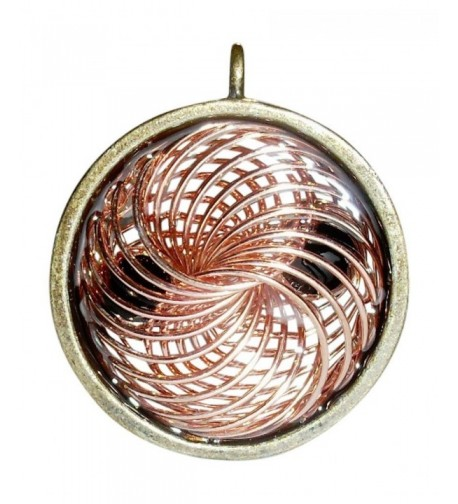 High Power Orgone Pendant Double