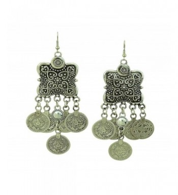 SUNSCSC Earrings Bohemian Jewelry Accessory