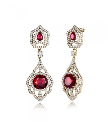 GULICX Collections Vintage Teardrop Earrings