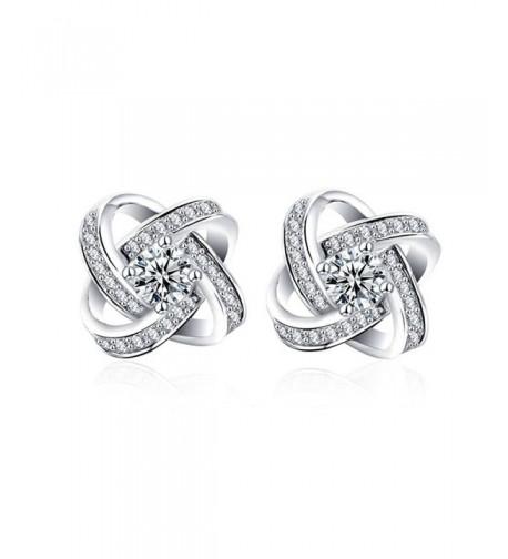 OREOLLE Jewelry Zirconia Earrings Wedding