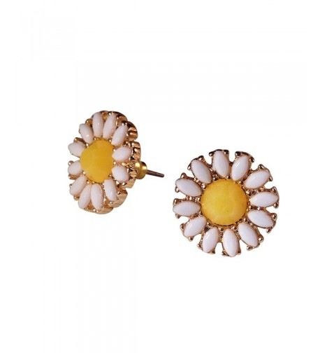 Katara Decor Sunflower Earrings Spring