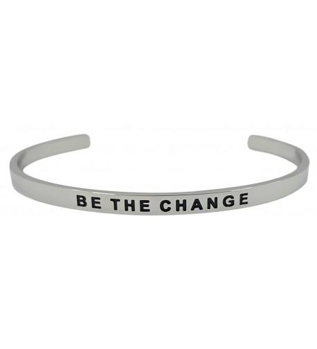 Positive Message Inspirational Motivational Bracelet