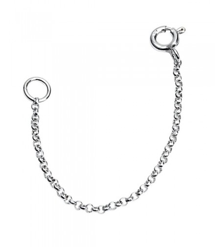 Authentic Sterling Silver Necklace Extender